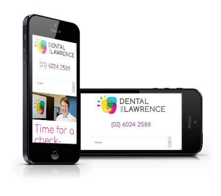 dentist wodonga mobile screenshot